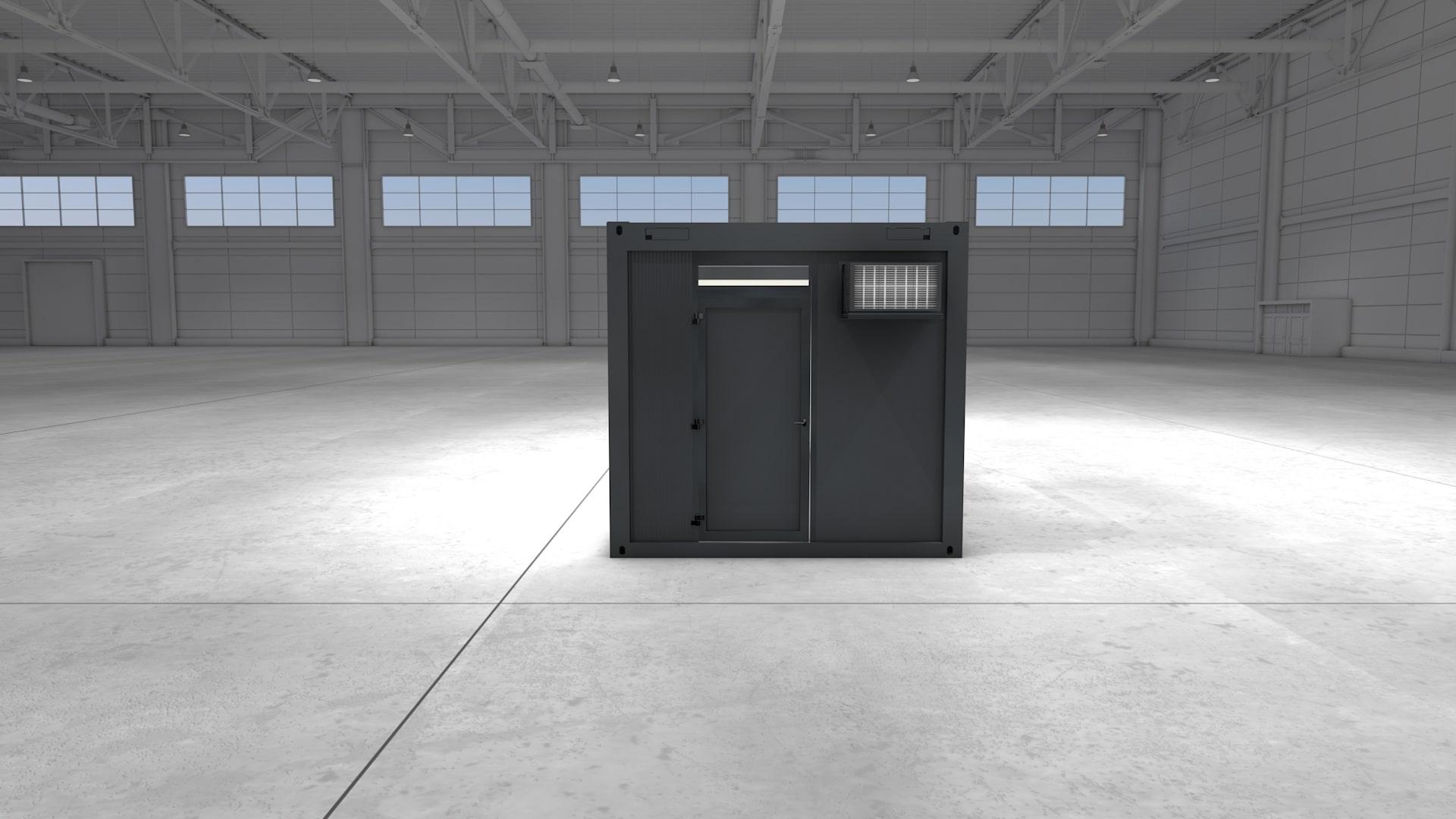 Container Modul 16 - Ansicht 3