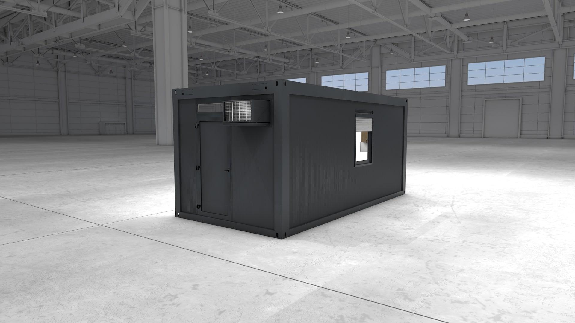 Container Modul 16 - Ansicht 4