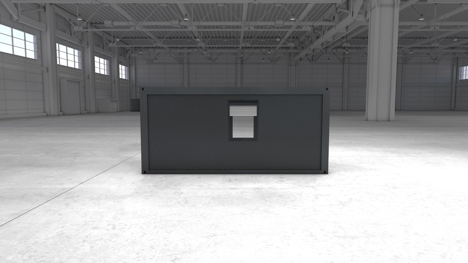 Container Modul 16 - Ansicht 5