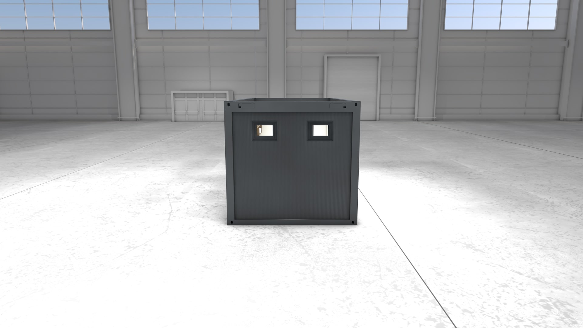 Container Modul 16 - Ansicht 6