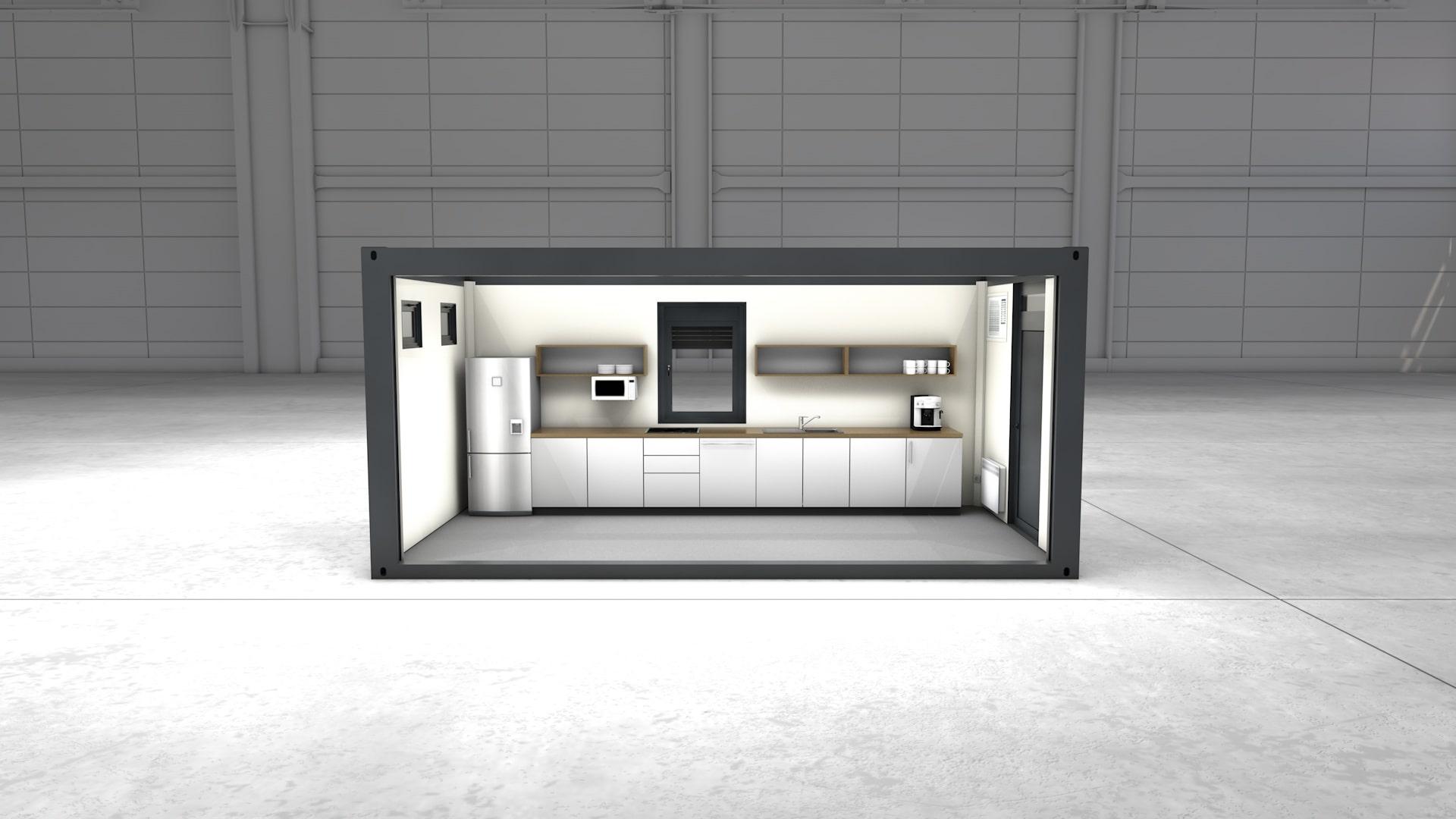 Container Modul 16 - Ansicht 7