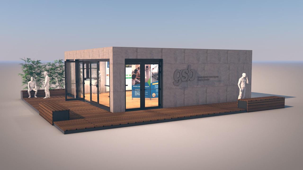 Containermodul Ausstellung 03