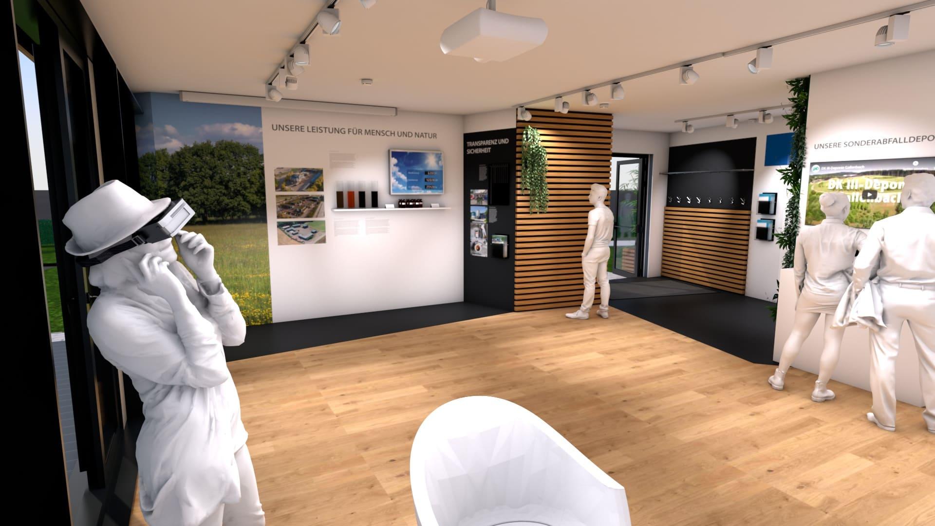 Modulbau Ausstellung Entwurf GSB 09
