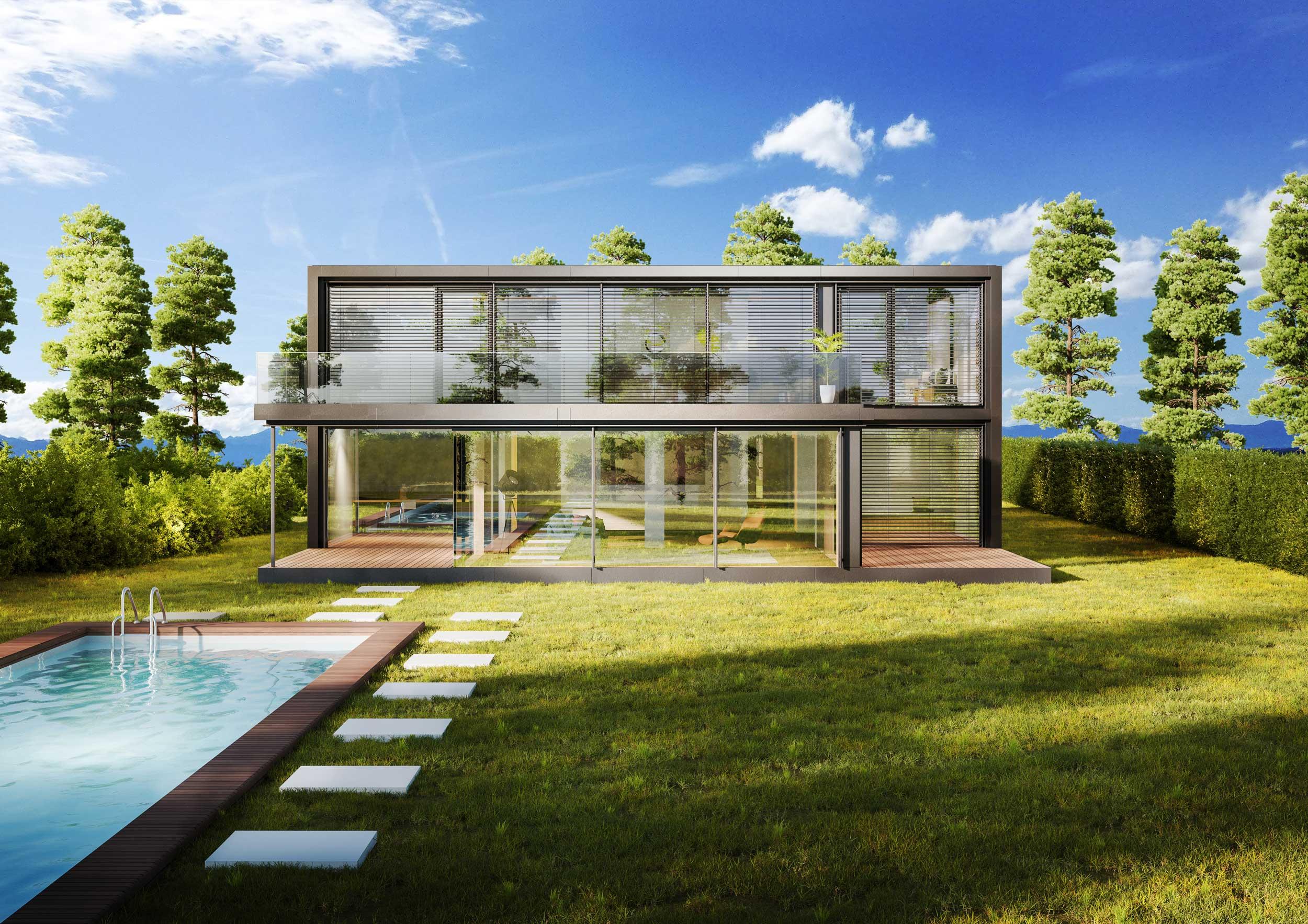 Modulare-architektur-wohnen-doppelstockhaus