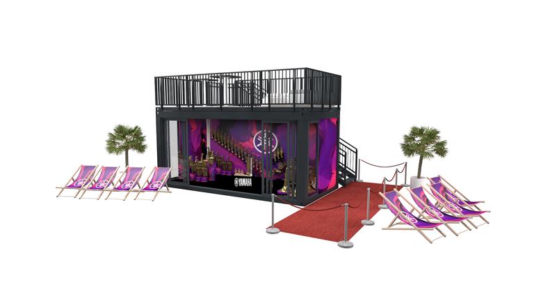 Eventcontainer Festival