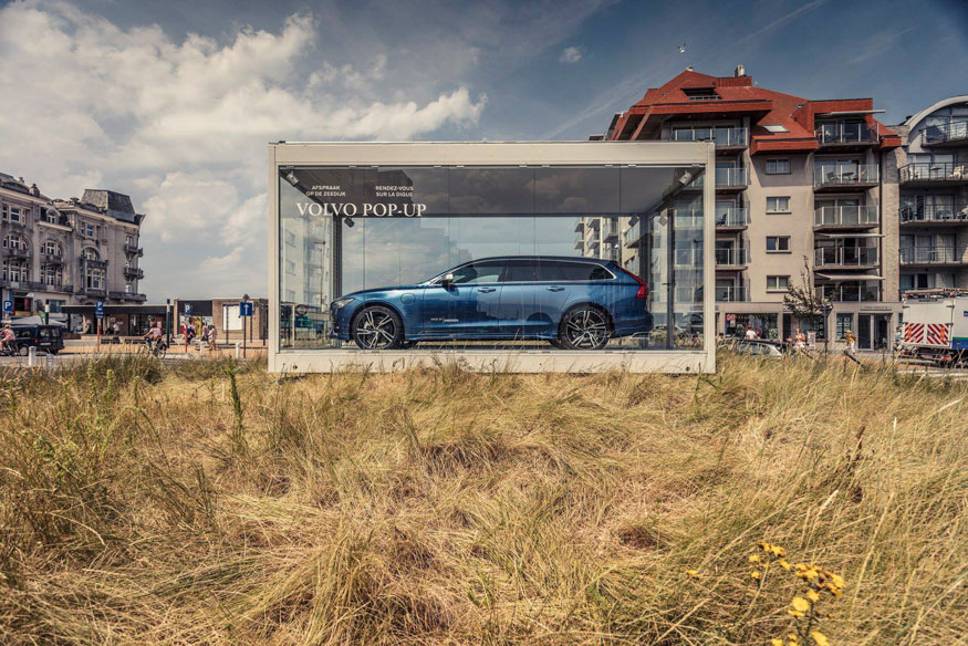 Event Container - Projekt Volvo Experience 2018 - 10