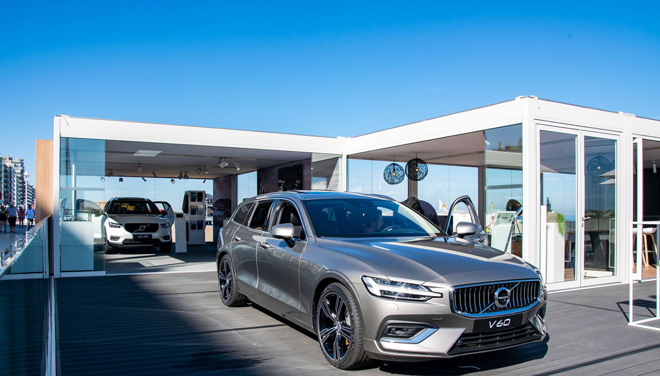 Event Container - Projekt Volvo Experience 2018 - 22