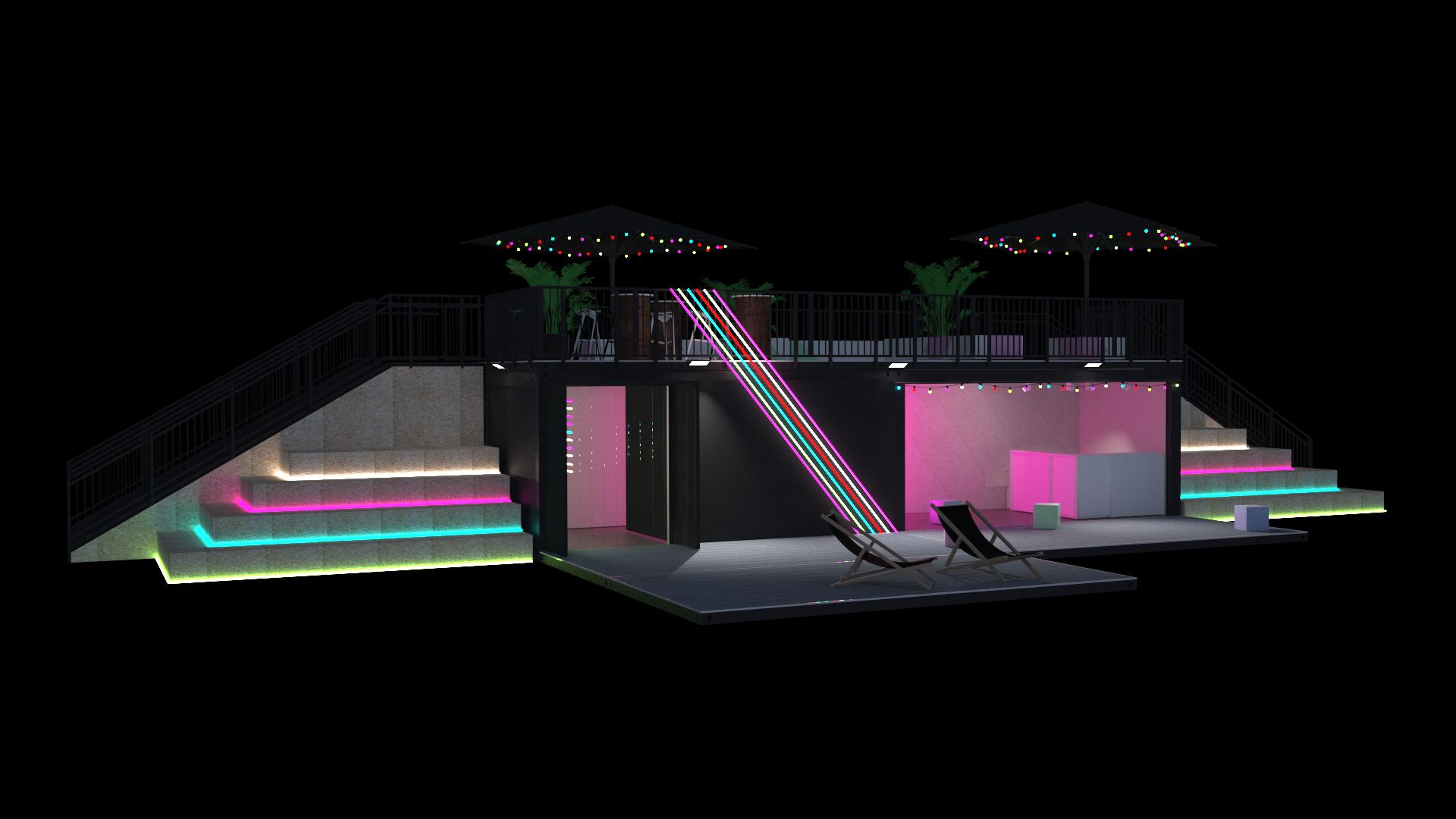 Festival Eventcontainer