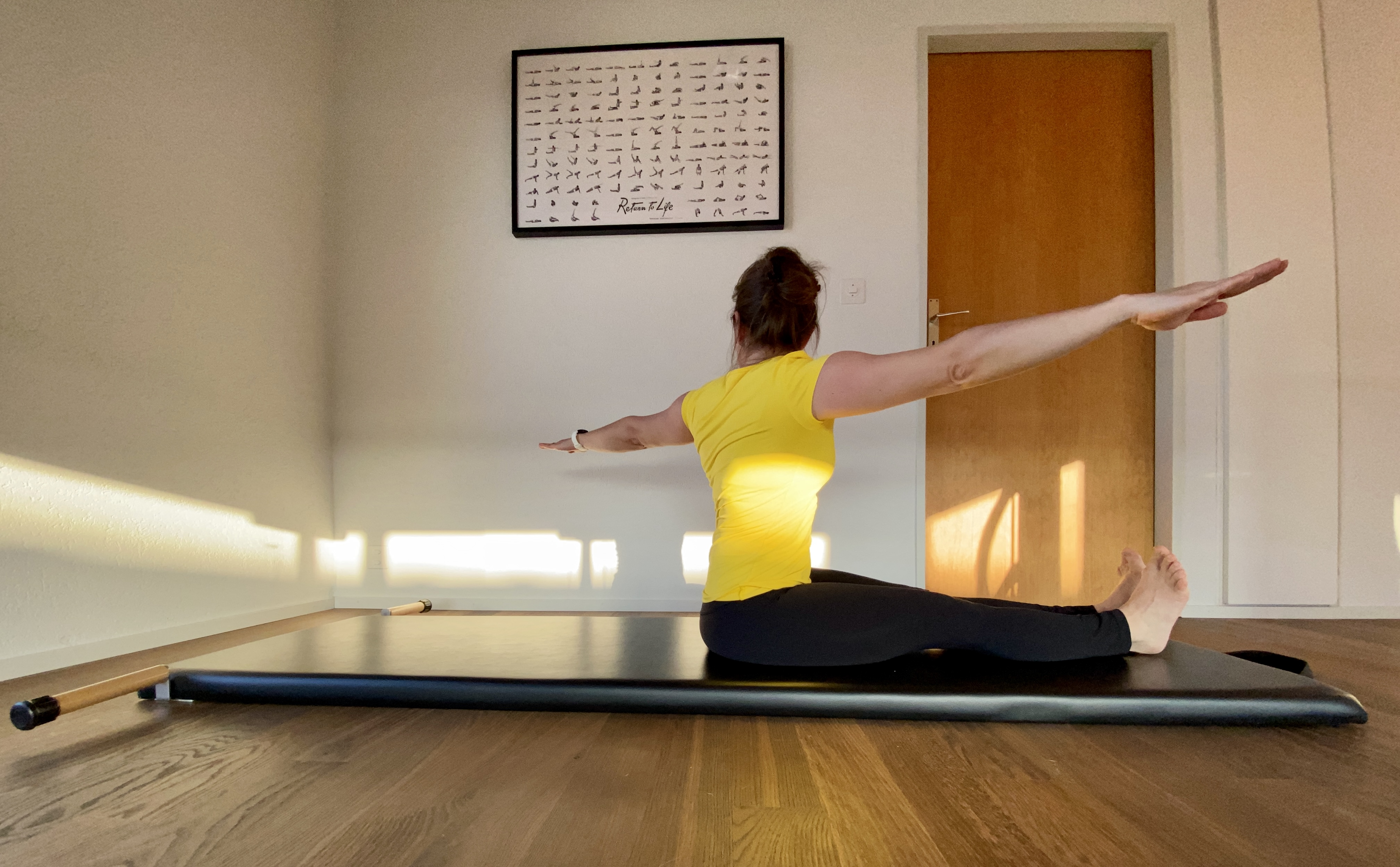 Pilates et yoga