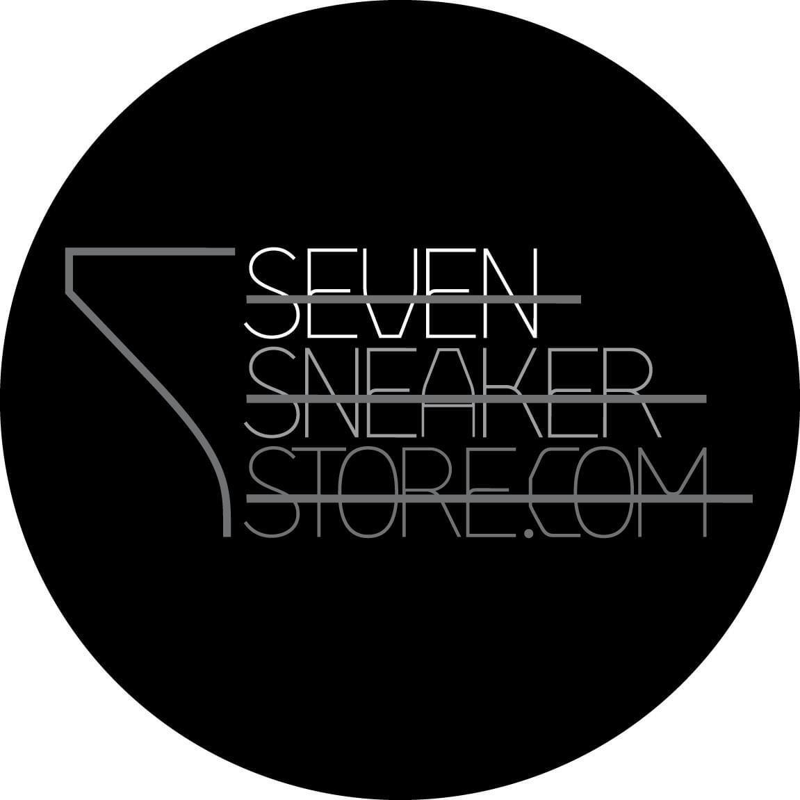 Negozio di scarpe da ginnastica sette