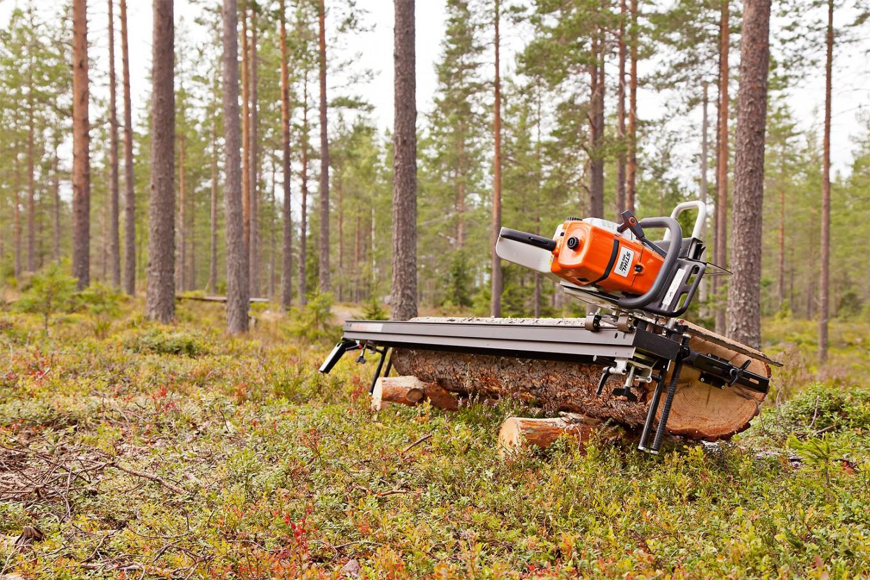 Fornitura di macchinari per valorizzare il vostro legname