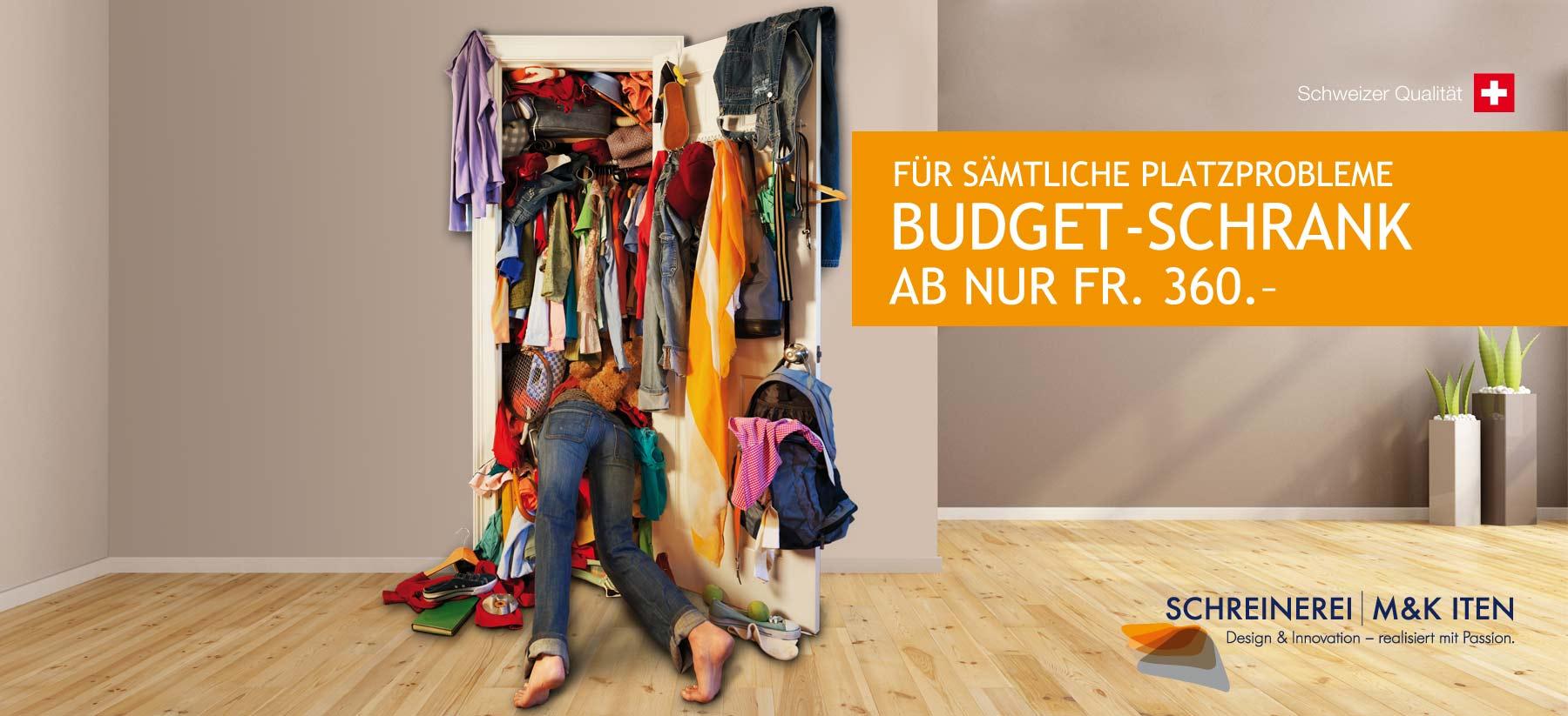 Armadietto del bilancio