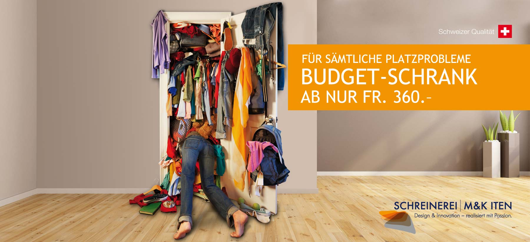 Budget cabinet