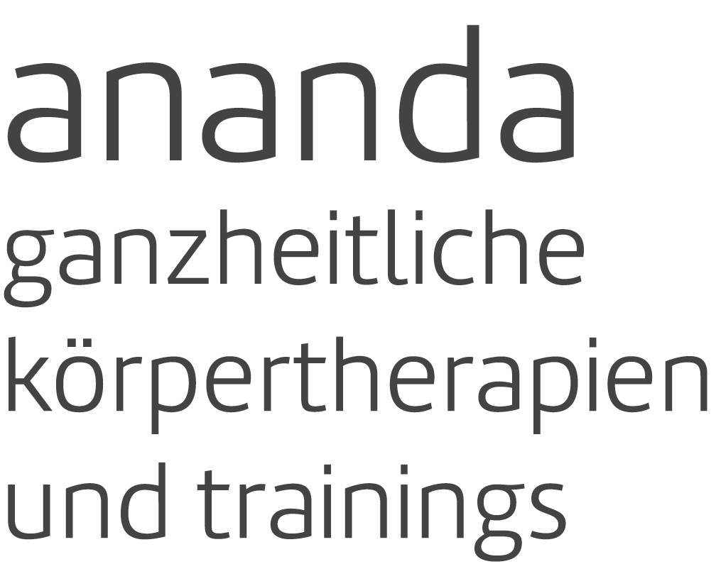 ananda - holistic body therapies and trainings