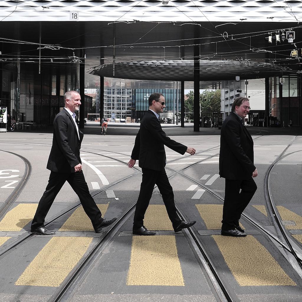NEW CD SAMBÂLE by Jazz Piano Trio Gutfleisch-Schürmann-Frey