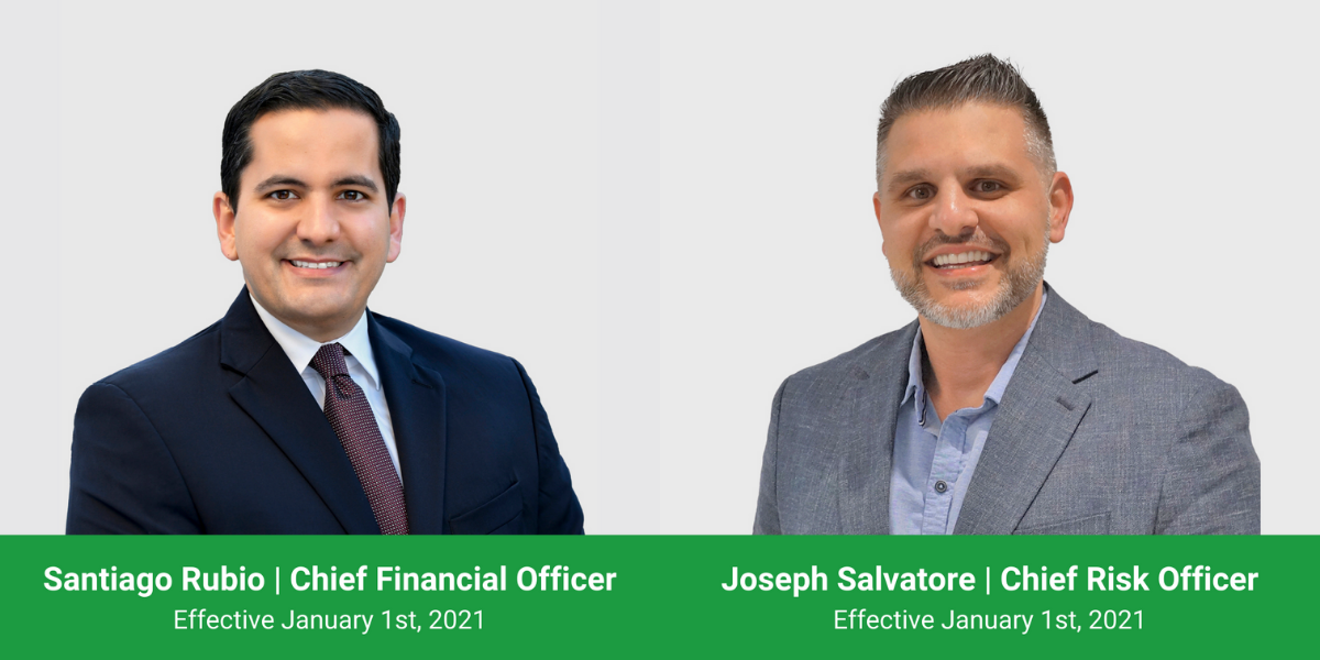 Idea Financial appoints Joseph Salvatore as Chief Risk Officer and Santiago Rubio as Chief Financial Officer