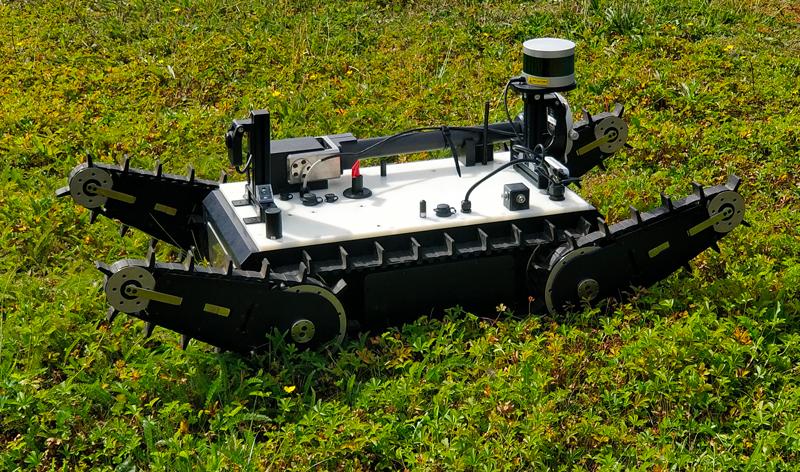 robot autonome probent et esigelec
