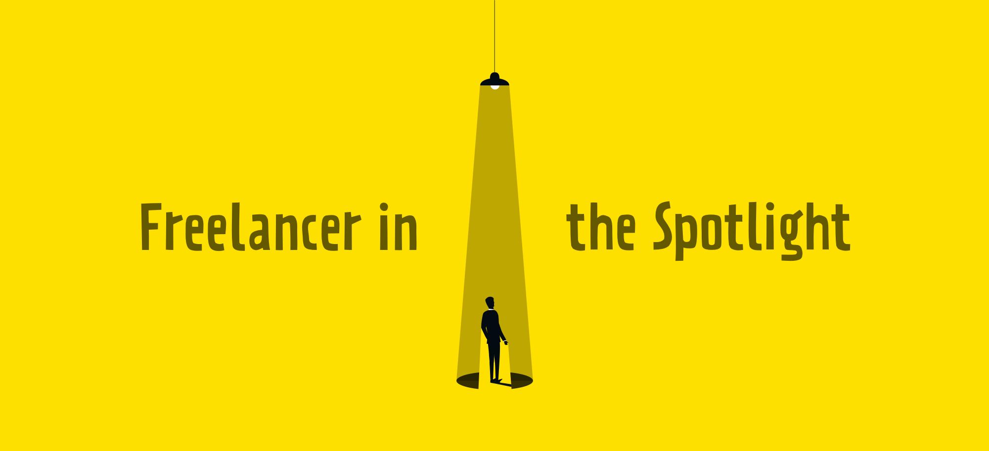 Freelancer in the Spotlight - Meet Ghyl Lebentz