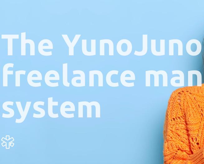 The YunoJuno Freelancer Management System