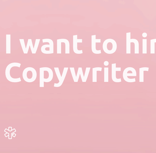 Most asked questions: I want to hire a Copywriter