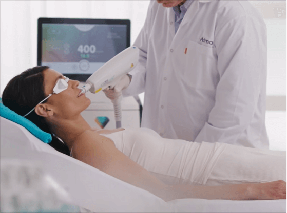 laser skin treatment UK