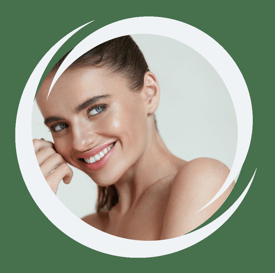 Azelan pigmentation peel
