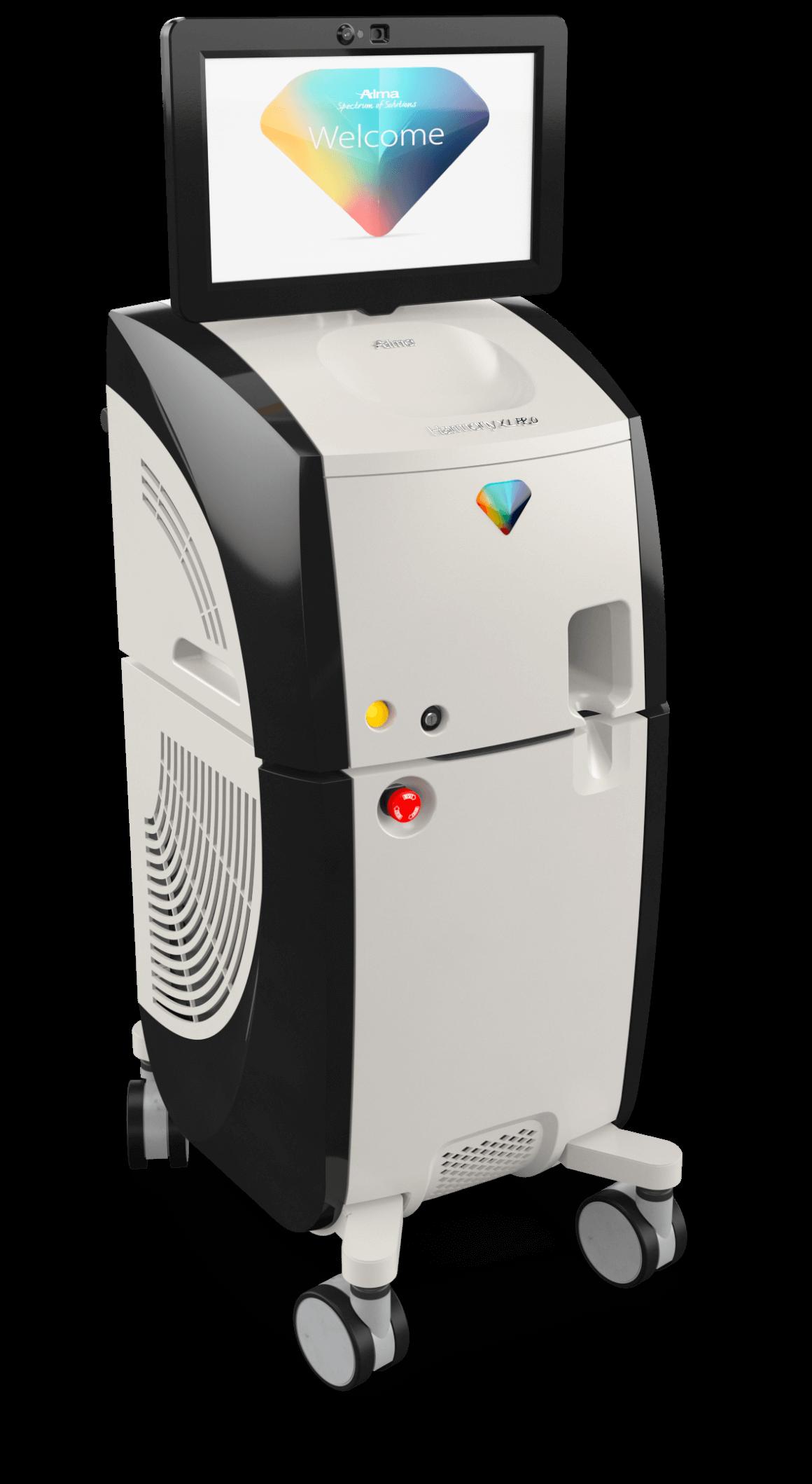 Pixel Laser Machine