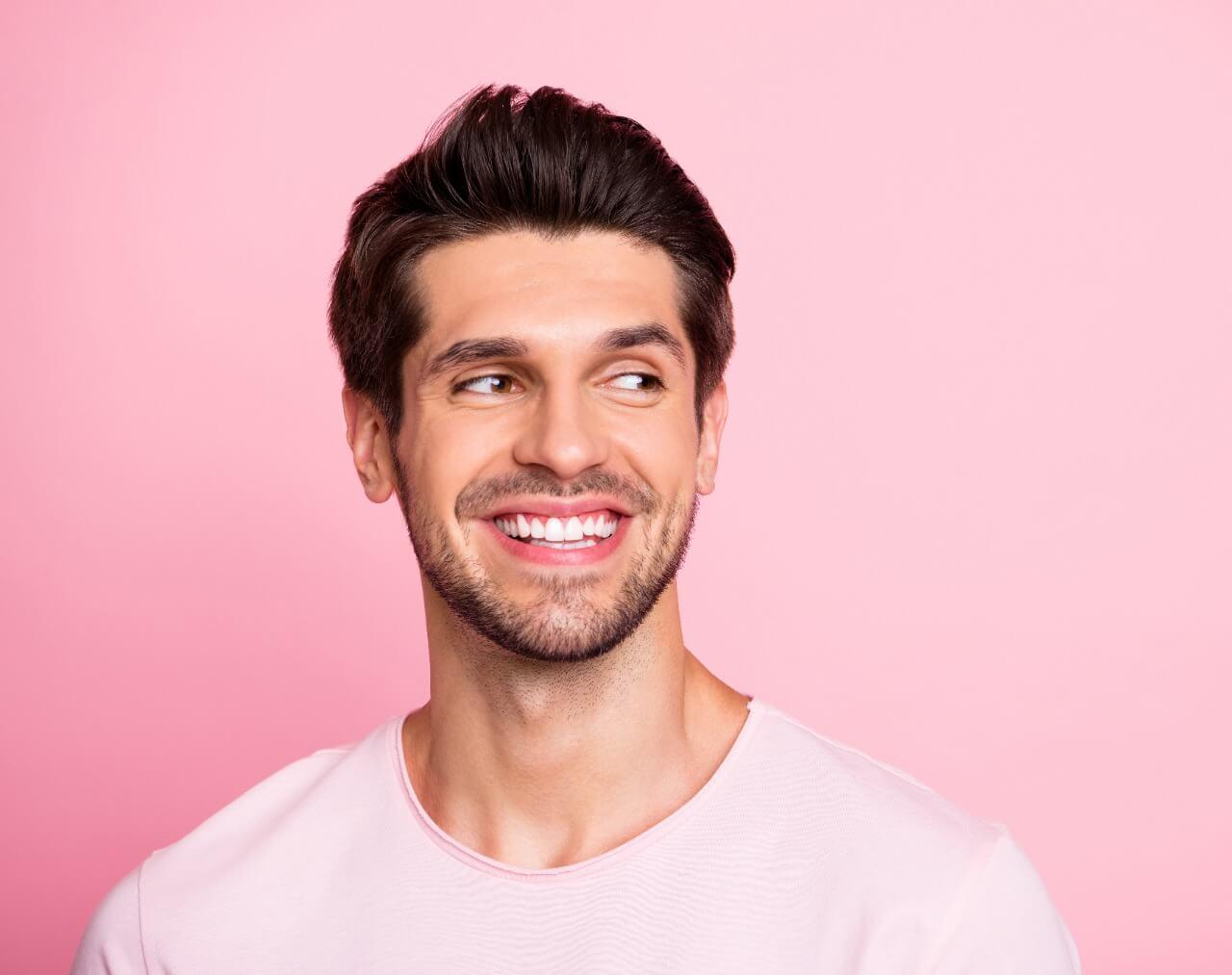 DHI Hair transplant for Men