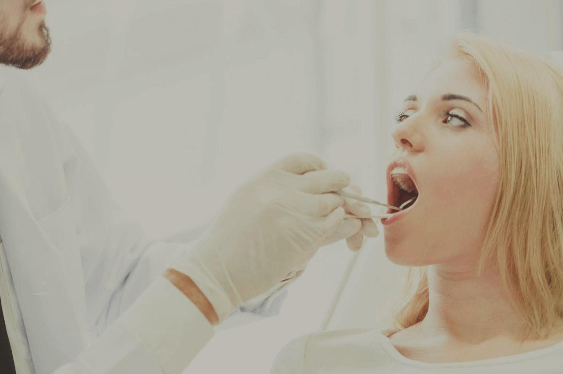 Cosmetic dental clinic