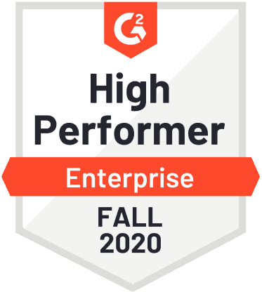 High Performer Enterprise 2020