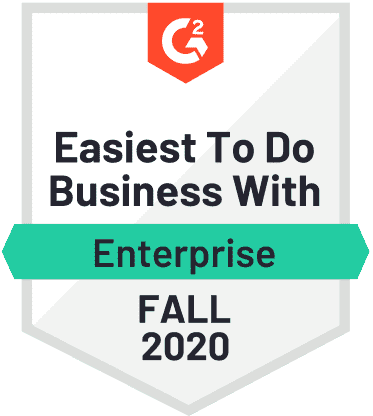 Enterprise Easiest To Do Business With