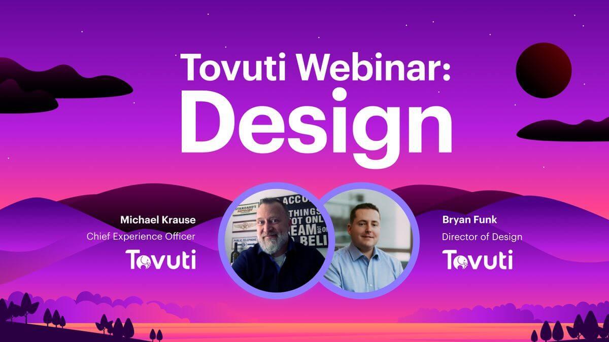 Tovuti Design (Webinar)
