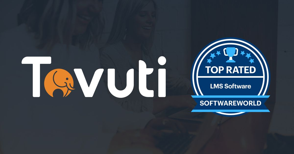 Tovuti ranked as a Top 10 Top Learning Management System (LMS) by Software Research