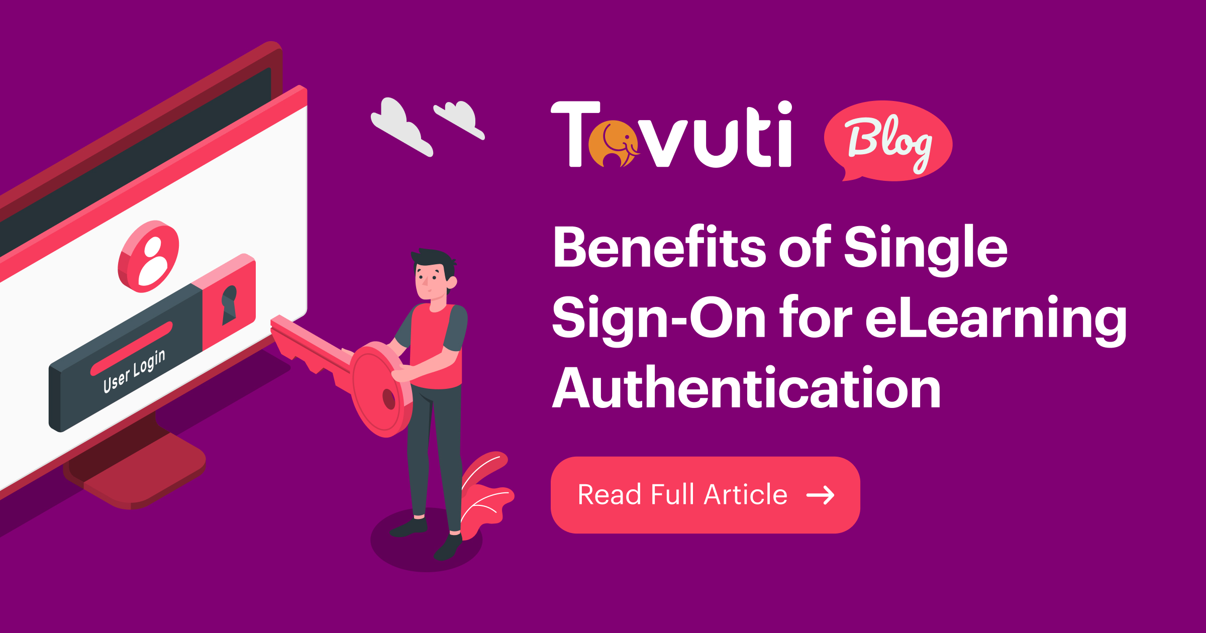 Benefits of Single Sign-On for eLearning Authentication