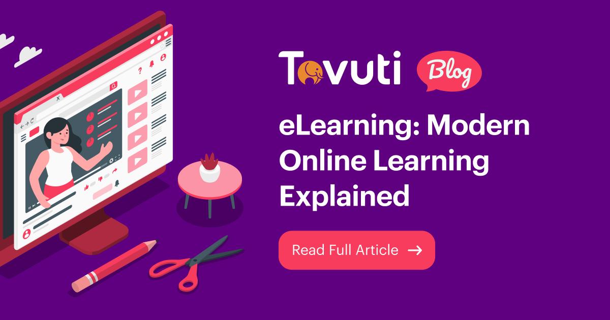 eLearning: Modern Online Learning Explained