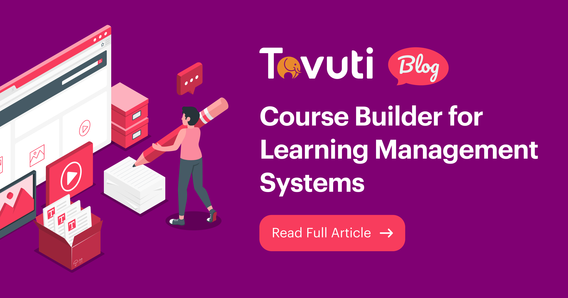 Course Builder for Learning Management Systems