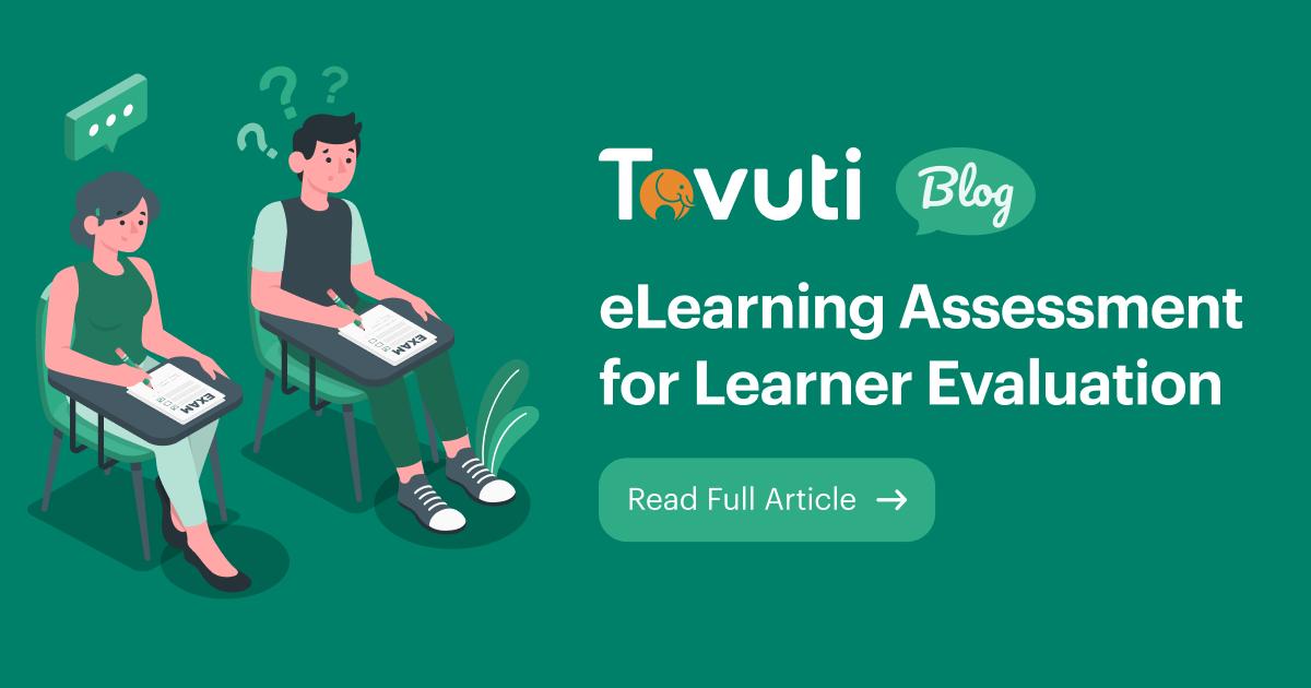 eLearning Assessment for Learner Evaluation