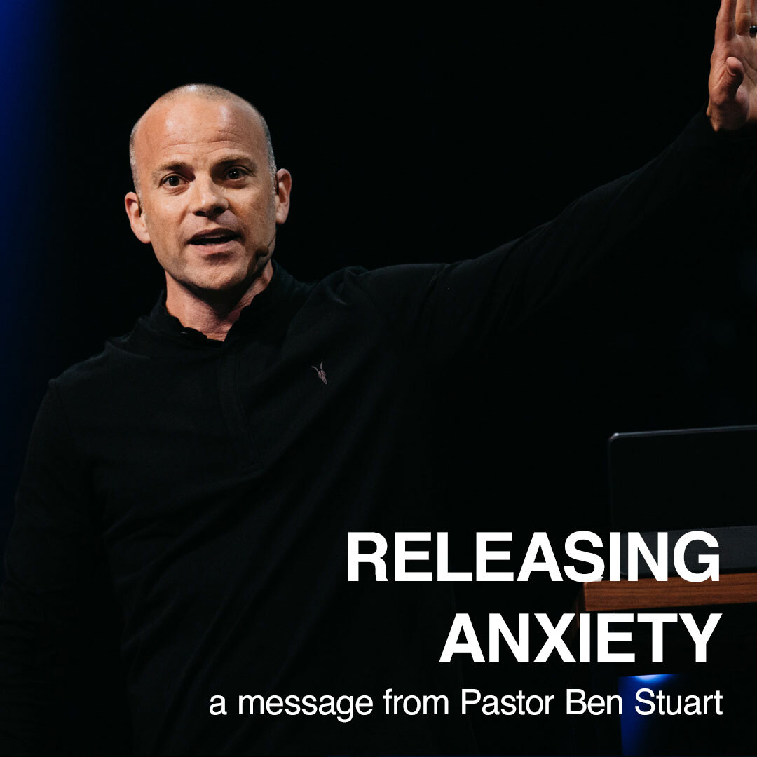 Releasing Anxiety a talk by Ben Stuart