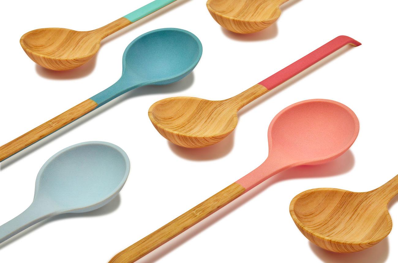 3D printed spoons