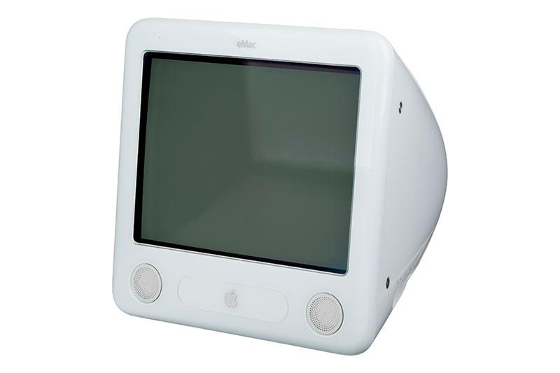 2000 eMac computer.