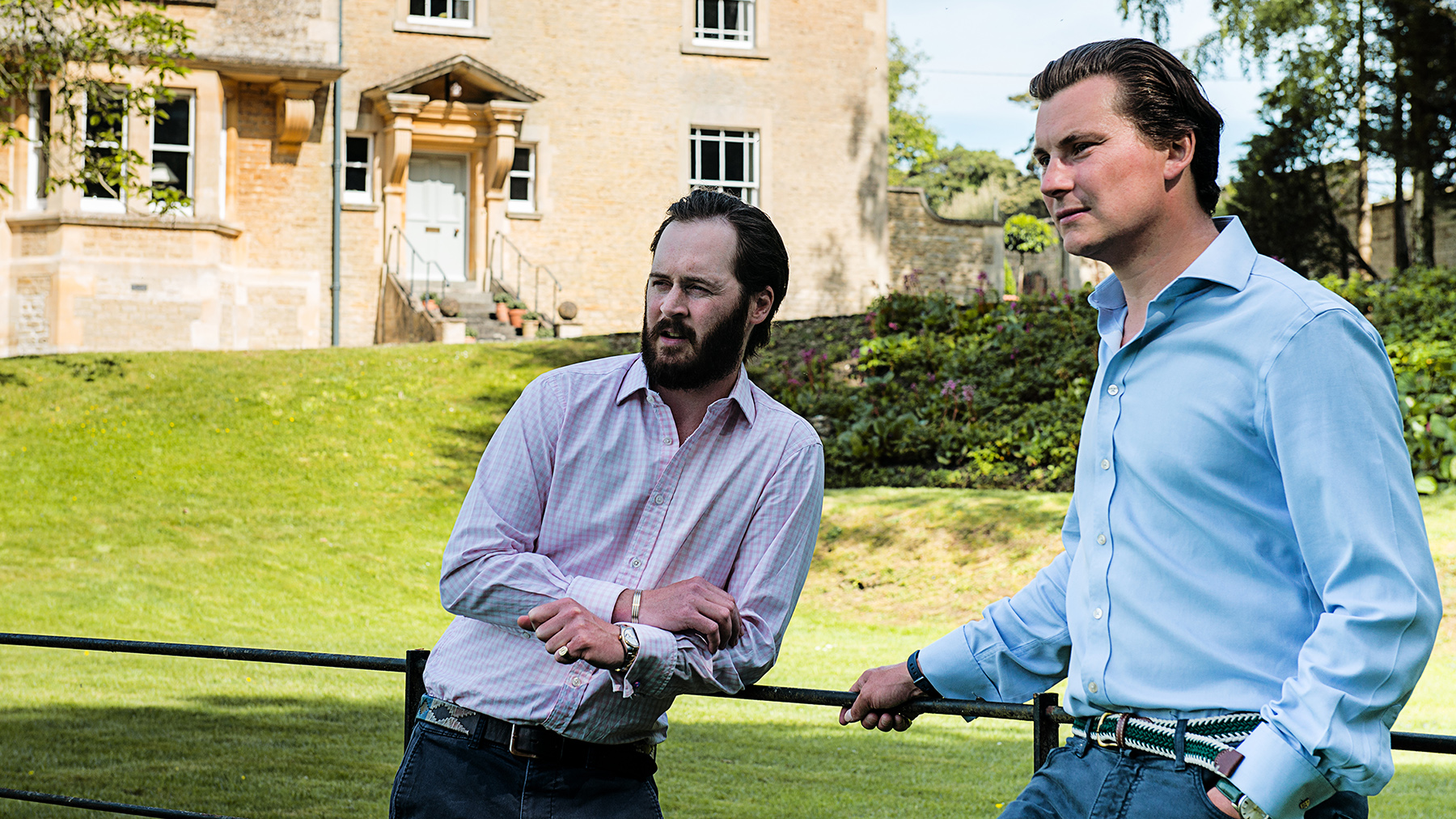 The Country House Department Founders are Andrew Russell and Ben Bentley