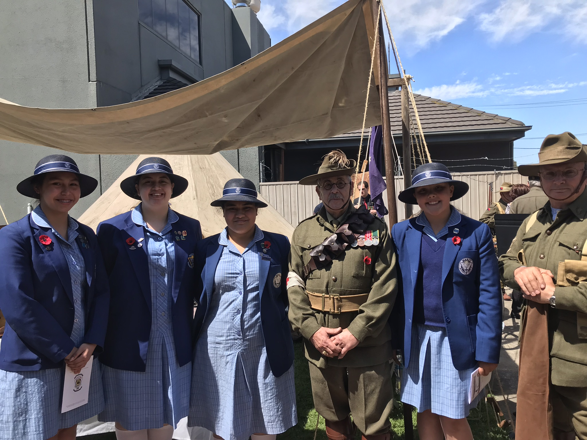 Coburg RSL Remembrance Day Service