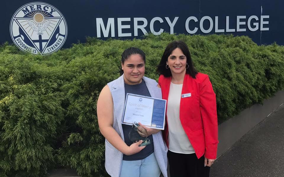 Spirit of Mercy Award