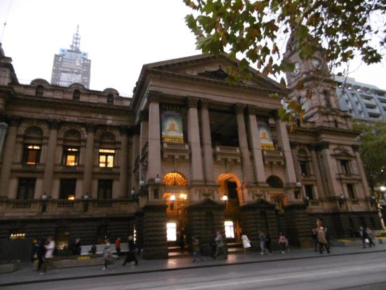 Melbourne as a Classroom