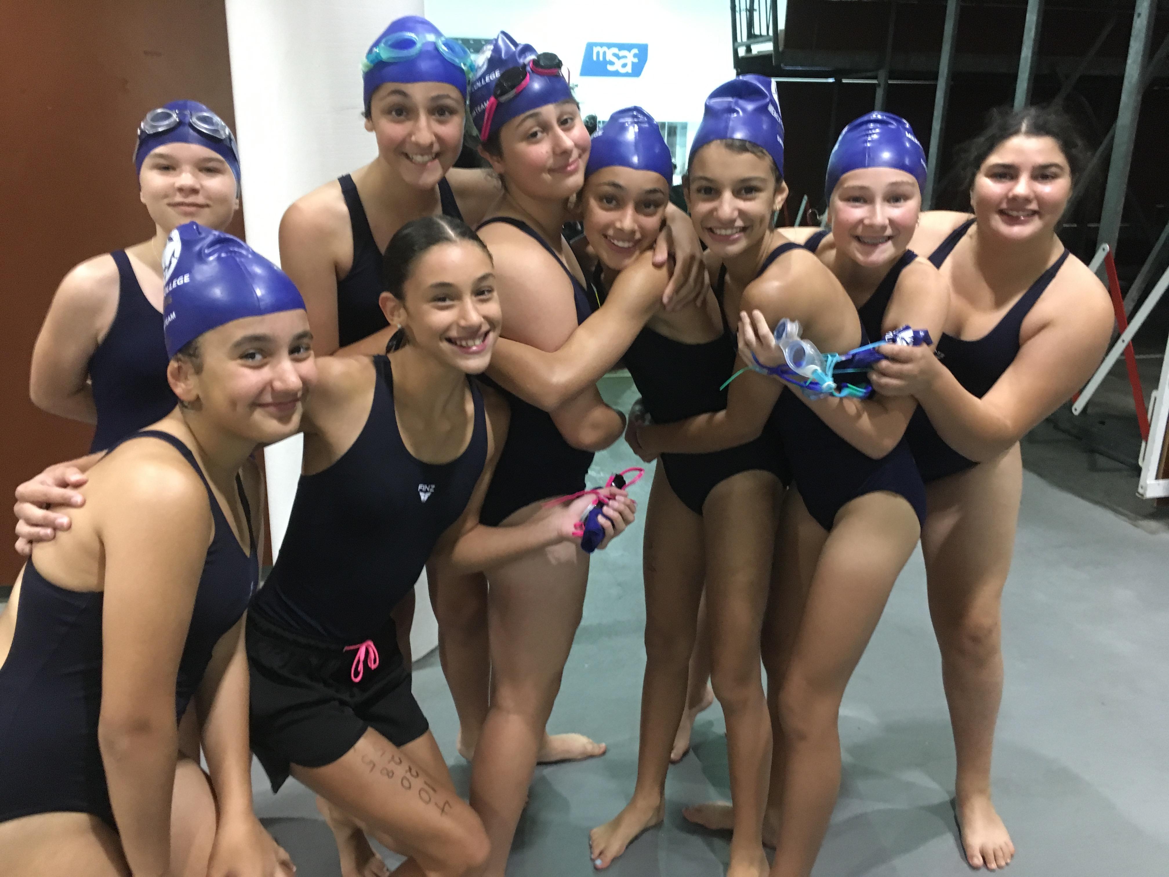 SCSA Swimming