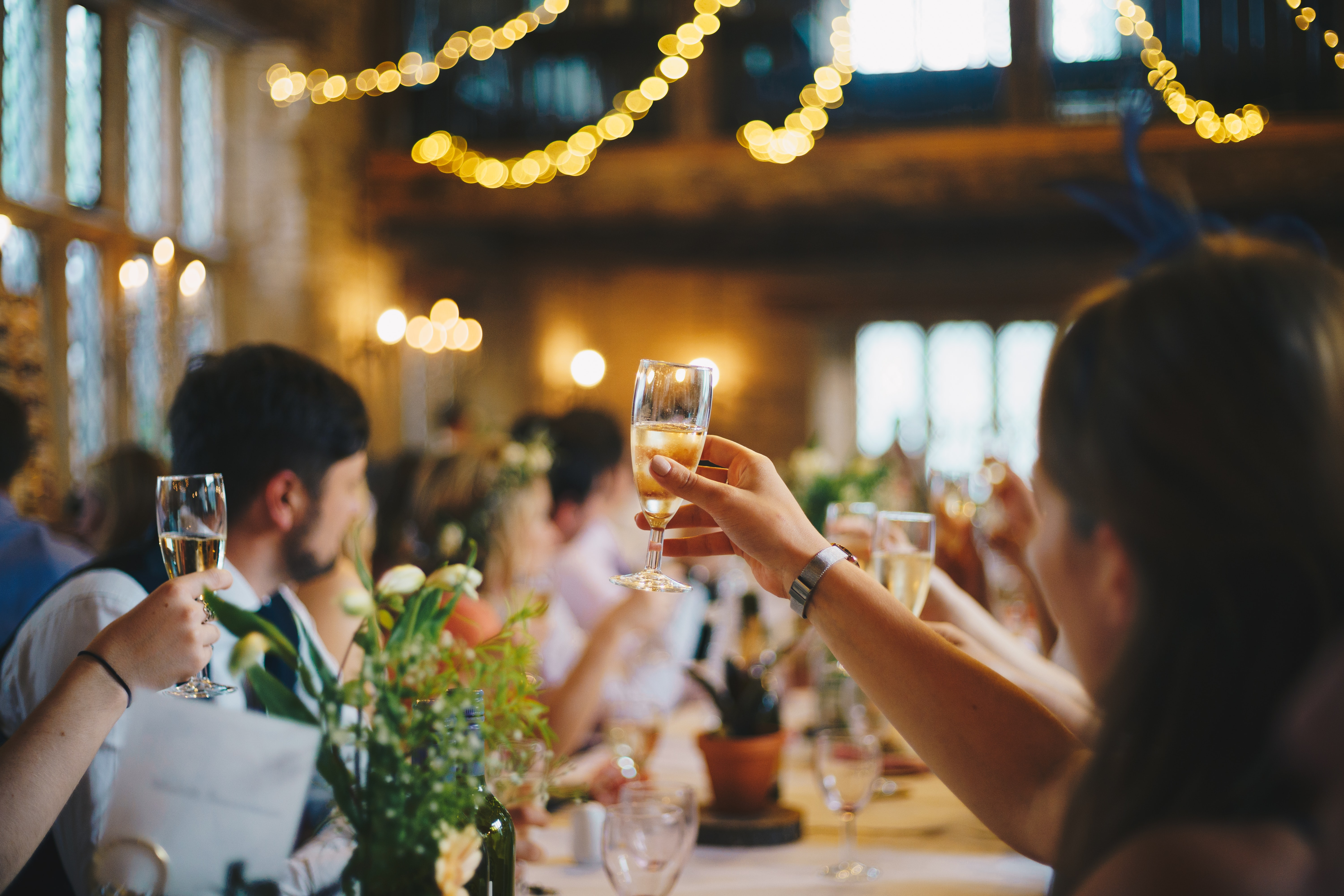 How to Really Nail A Wedding Speech