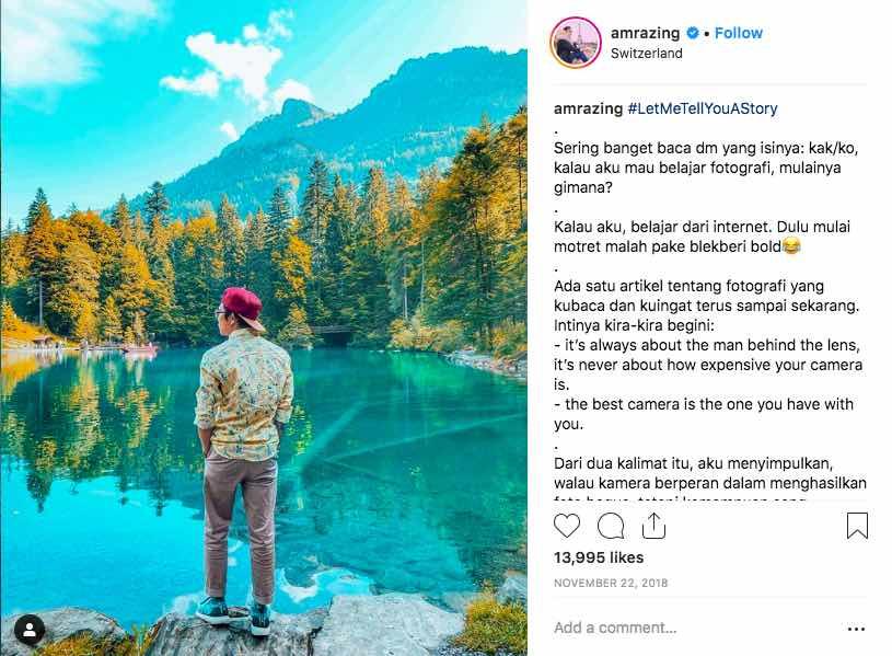 Travel Influencer Ternama di Indonesia dan Manfaat Influencer Marketing