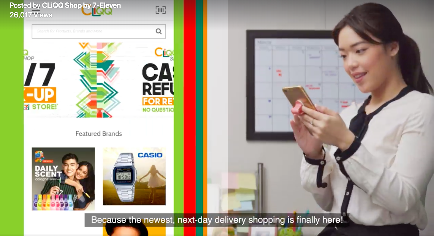 What is Content Marketing - Cliqq Shop case study