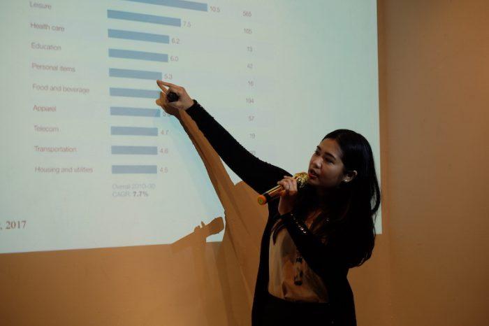 Shinta Nur Fauzia, CEO Lemonilo