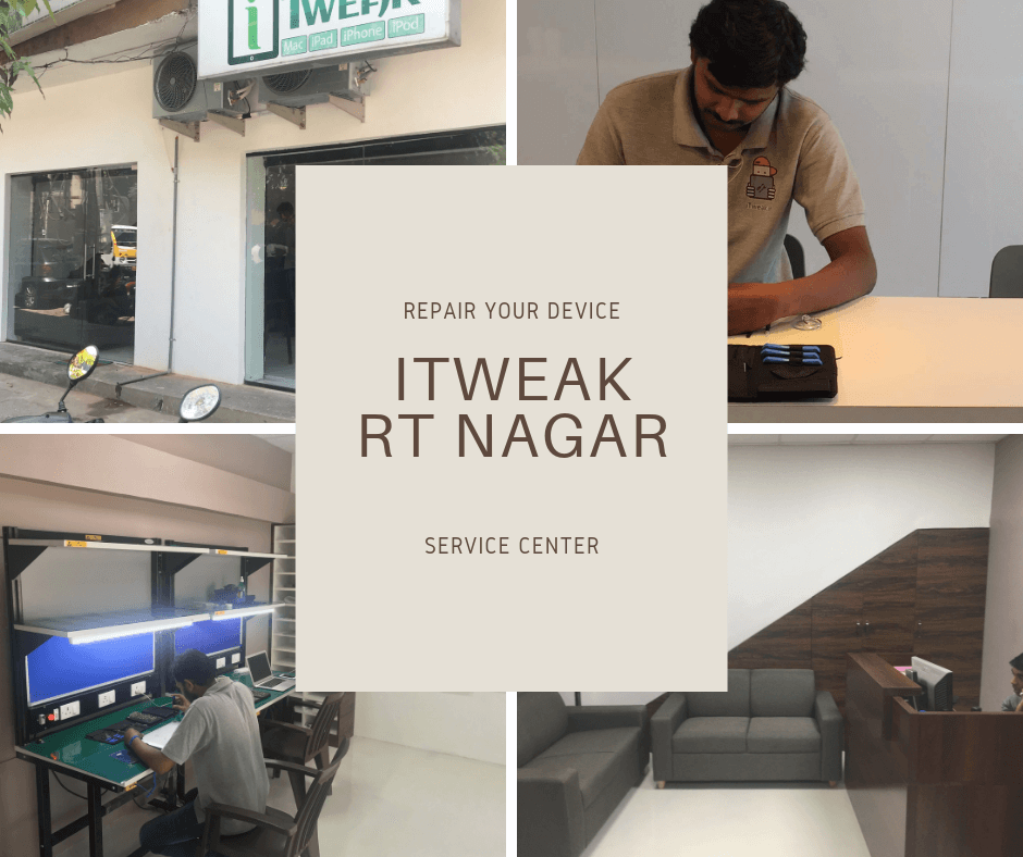 iTweak RT Nagar service center